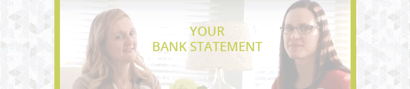 Your Bank Statement