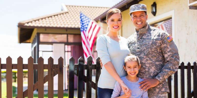 Military Family VA Loan