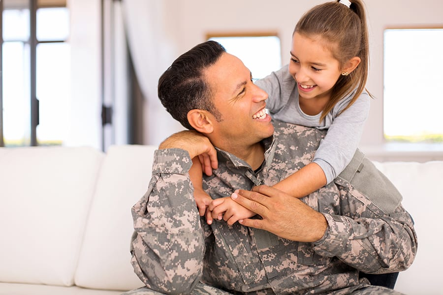 Buy and sell houses with the VA loan program